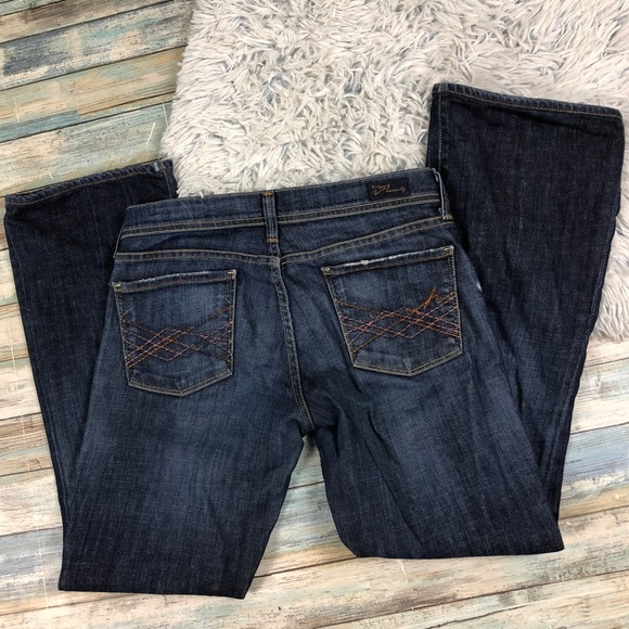Citizens Of Humanity Denim - Citizens of Humanity Naomi #065 Bootcut Size 28